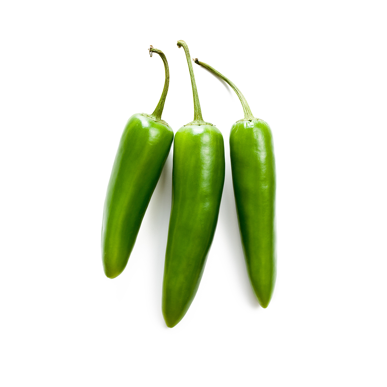 Chillies, green